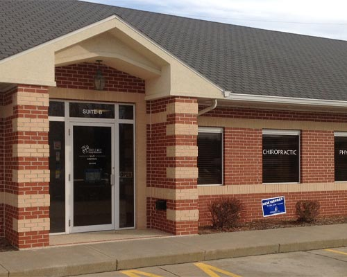 Chiropractic Jefferson City MO Office Building