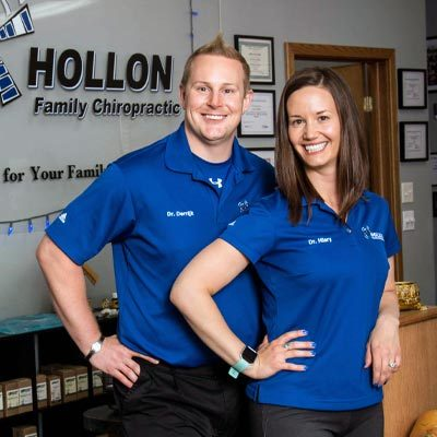 Chiropractor Jefferson City MO Derrijk Hollon and Hilary Wendell
